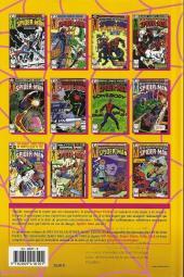 Verso de Spectacular Spider-Man (L'intégrale) -4- Spectacular spider-man : l'intégrale 1980