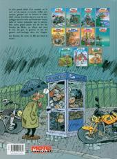Verso de Les fondus de moto -3- Les fondus de moto 3