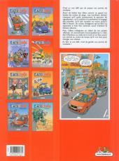 Verso de L'auto école -8- Panneau-Rama