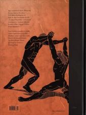Verso de La gloire d'Héra -INT- Edition complète