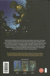 Verso de Darkness (Delcourt) -3- Âmes damnées