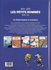Verso de Les petits hommes -INT03- Intégrale 1973-1975