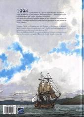 Verso de L'Épervier (Pellerin) -HS3- L'Épervier, secrets de tournage
