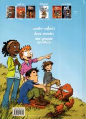 Verso de Les enfants d'ailleurs -5- Les larmes de l'Autre Monde