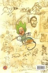Verso de (AUT) Mazan -TL- Carnet d'auteur