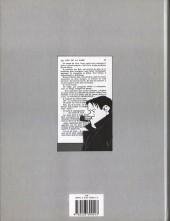 Verso de Nestor Burma -HS01- Rendez-vous 120, rue de la Gare - Autopsie d'une adaptation