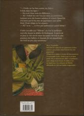 Verso de Le sursis -1d- Tome 1