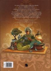 Verso de Princesse Sara -3- Mystérieuses héritières