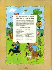 Verso de Tintin (The Adventures of) -16- Destination Moon