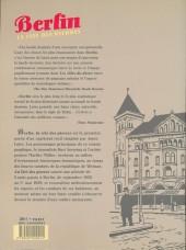 Verso de Berlin (Lutes) -1- La cité des pierres