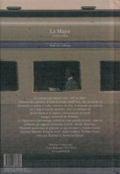 Verso de Les carnets (Moebius) - Major