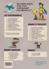 Verso de Benoît Brisefer -3b86- Les douze travaux de Benoît Brisefer