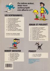 Verso de Benoît Brisefer -4b87- Tonton Placide