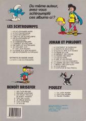 Verso de Benoît Brisefer -2a1986- Madame Adolphine