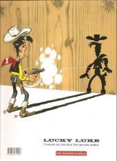 Verso de Lucky Luke -33Ind2- Le Pied-Tendre