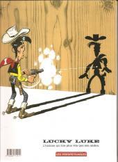 Verso de Lucky Luke -32Ind- La Diligence