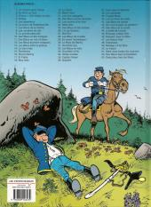 Verso de Les tuniques Bleues -21Ind- Les Cinq Salopards