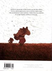 Verso de Trois ombres - Tome a2011