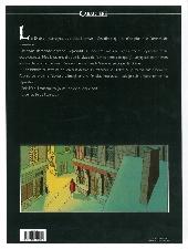 Verso de Les 7 Vies de l'Épervier -7b92- La marque du Condor