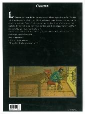 Verso de Les 7 Vies de l'Épervier -6GF1992- La part du diable