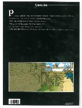 Verso de Les 7 Vies de l'Épervier -5b92- Le maître des oiseaux