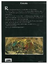 Verso de Les 7 Vies de l'Épervier -4c1993- Hyronimus