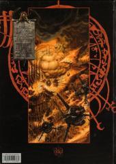 Verso de Requiem Chevalier Vampire -10- Bain de sang