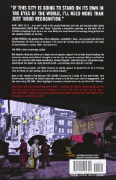 Verso de DMZ (2006) -INT07- War Powers