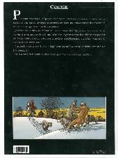 Verso de Les 7 Vies de l'Épervier -2GF1992- Le temps des chiens