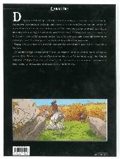 Verso de Les 7 Vies de l'Épervier -1GF1992- La blanche morte