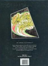 Verso de Les Êtres de lumière -2a1993- Les Êtres de Lumière Tome 2