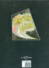 Verso de Les Êtres de lumière -1a1993- Les Êtres de Lumière Tome 1