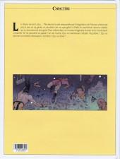 Verso de Les eaux de Mortelune -9- De profundis