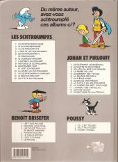 Verso de Les schtroumpfs -10a1988- La soupe aux schtroumpfs