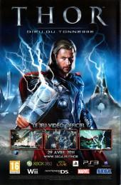 Verso de Marvel Icons (Marvel France - 2011) -4- Possession