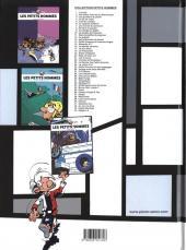 Verso de Les petits hommes -44TL- Eslapion 3
