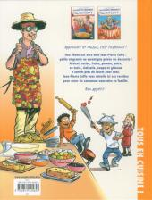 Verso de Jean-Pierre Coffe - Tous en cuisine ! -2- Les desserts inratables