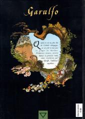 Verso de Garulfo -1HC- De mâres en châteaux