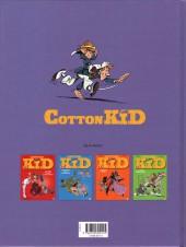 Verso de Cotton Kid -5- La septième femme de Géronimo