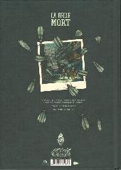 Verso de La belle Mort - La Belle Mort