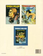 Verso de Thomas Noland -3- L'orphelin des étoiles