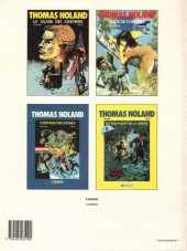 Verso de Thomas Noland -4- Les naufragés de la jungle