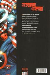 Verso de Rising Stars (Semic) -INT2- Intégrale 2