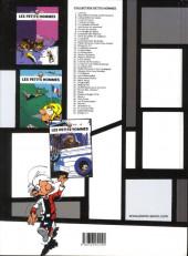 Verso de Les petits hommes -44- Eslapion 3