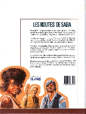 Verso de Ardoukoba -1- Les routes de Saba