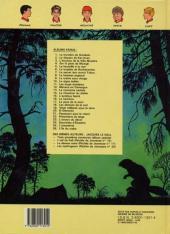 Verso de La patrouille des Castors -11c86- Les loups écarlates