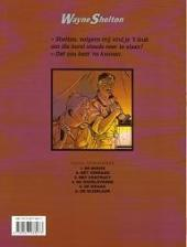Verso de Wayne Shelton (en néerlandais) -6- De gijzelaar