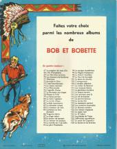 Verso de Bessy -80a- Le terrier de Krotax