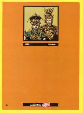 Verso de Les armées du conquérant -a1981- Les Armées du conquérant