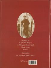 Verso de Théodore Poussin -2a1990- Le Mangeur d'Archipels